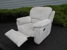 Reclining chair - Can deliver
