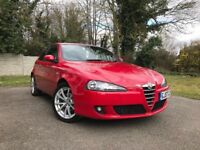 Alfa Romeo 147 TI special edition Stunning rare looking car!