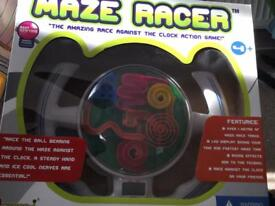 Kiddies maze game