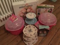 Cupcake / Baking Stands & Equipment NEW