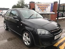 Vauxhall Corsa. 1.4 SRi, black. 3 door, rare car, great condition, cheap.