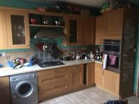 NEFF Oven, 5 Ring Hob and Extractor Hood