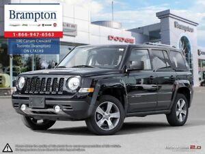 2017 Jeep Patriot SPORT 4X4   EX CHRYSLER COMPANY DEMO   LEATHER