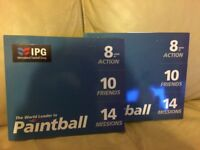 International Paintball group tickets New