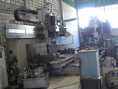 Shoda Cnc Ncb-516a Gantry Mill Router 4x2x2m