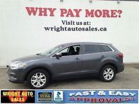 2013 Mazda CX-9 GS| BACKUP CAM| BLUETOOTH| HEATED SEATS| 41,030K