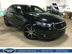 2016 Ford Taurus Leather, Sunroof, Backup Camera
