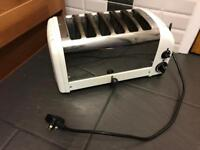 Dualit Commercial toaster