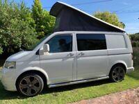 VW T5 CAMPERVAN, Volkswagen Camper Van