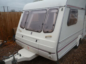 Compas Reflection 360/2 Touring Caravan in superb condition