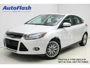 2013 Ford Focus SE Hatchback Sport * Toit/Sunroof * Cuir/Leather