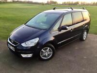 Ford Galaxy GHIA TDCI AUTO 2.0L 5Dr 7 Seats In Mint Condition! FULL FORD SERVICE HISTORY/1 Year MOT