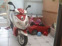 125 cc Scooter for sale NOT USED at all