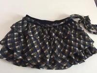 Hilfiger Mini Skirt - Size Small