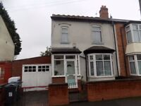 FOUR BED SEMI FOR SALE. THROUGH LOUNGE. KITCHEN. GARAGE. GARDEN. £169,500 OFFERS WELCOME!
