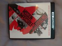 Mission Impossible 4K UHD 5 disc movie set