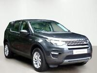 Land Rover Discovery Sport TD4 SE TECH (grey) 2017-01-31