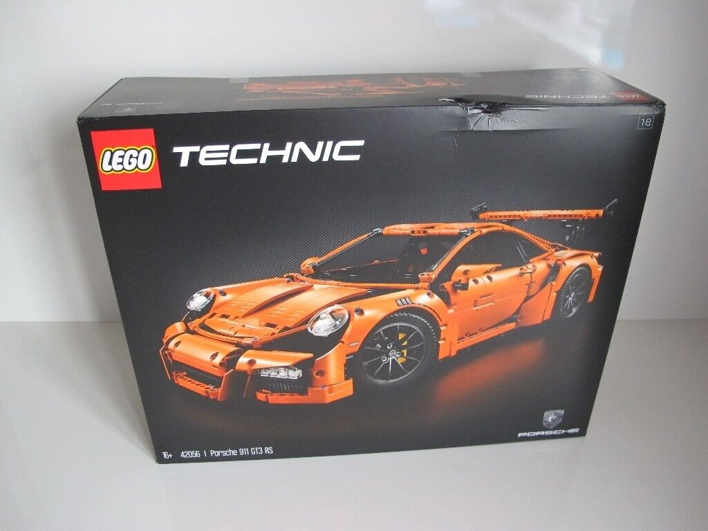 Technic Lego Porsche 911 Gt3 Rs Brand New Set 42056 With Shipping Box In Bourne Lincolnshire Gumtree