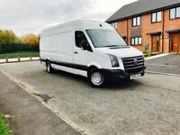 Vw Crafter Cr35tdi 2.5 diesel comes with 6 months warranty and full history service Hpi is clear