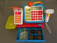 Early Learning Centre - cash register - blue (Portswood area)