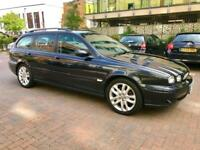 2006 jaguar x type sport 2.0L diesel estate Manual gear box