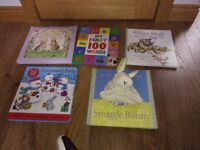 bunny, first words, snowman party bundle as seen in pic collect or delivery Stonehaven