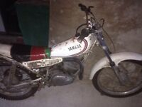 Ty 125 1982 project spares repair