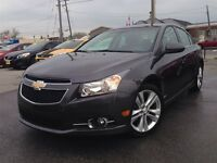 2011 Chevrolet Cruze RS TWO TONE SEATS ALLOYS
