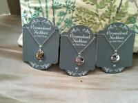Grab a bargain - Silver plated necklaces