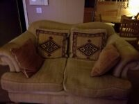 1 two seater and 1 three seater sofa for free