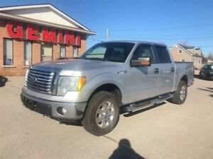 2010 Ford F-150 XLT XTR 4x4 6 Month Powertrain Warranty!