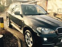 Bmw X5 in excellent condition. All air suspension parts been changed.