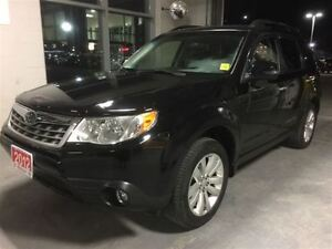 2012 Subaru Forester LIMITED+SNOW TIRES!