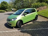 2012 Skoda Citigo 1.0 Petrol 5 speed manual