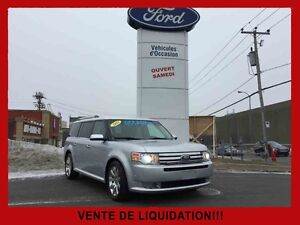 2011 Ford FLEX TITANIUM AWD