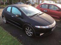 Honda Civic 2.2 CDTI. With Sat nav. swap or part exchange for biger car.