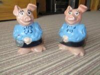 Nat West Pig Money Boxes