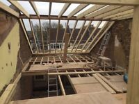 BUILDING CONSTRUCTION AND REFURBISHMENT . ALL BUILDING WORKS UNDERTAKEN WITH GUARANTEE