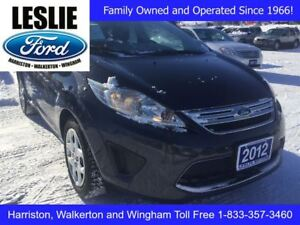 2012 Ford Fiesta SE   Winter Tires   Heated Seats