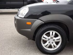 2007 Hyundai Tucson GL V6 | CLOTH | SAFETY CERTIFIED | ALLOYS | Stratford Kitchener Area image 8