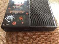 Xbox one for spare or repairs