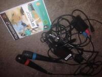 PlayStation 2 SingStar Game