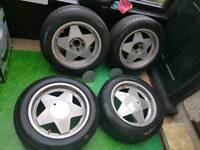 Alloy wheels Borbet A's VWT5 / BMW