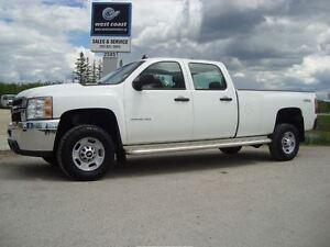 2011 Chevrolet SILVERADO 2500HD WT 4x4 *Only $99 A WEEK $0 Down*