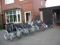 WHEELCHAIRS SS SSS SS