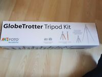 *** globetrotter tripod kit ***