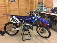 2007 yz144 spare or repairs (needs stator)