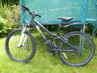 Ridgeback MX24 Terrain boys mountain bike with 24inch wheels in great condition