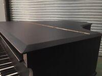 BRAND NEW CARBON FIBRE EFFECT SG148 STEINHOVEN BABY GRAND PIANO - COLOUR CHANGE SERVICE