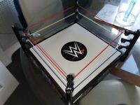 Toy wrestling ring